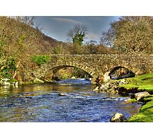 River Duddon Bridge - Lake District Photographic Print
