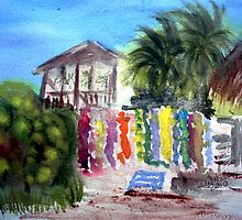 West End Market, Isla de Roatan by donnawalsh