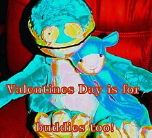 Valentine buddies by ♥⊱ B. Randi Bailey