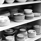 plates - 35mm print by iannarinoimages
