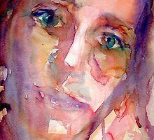 A Portrait A Day 47 - Jen by Yevgenia Watts