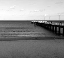 Baltic Sea - Bridge by OLIVER W