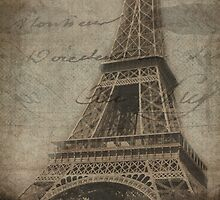 The Eiffel Tower by CitC