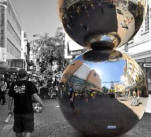 Adelaide Mall's Balls by Tim Luczak