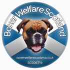 Boxer Welfare Scotland Tshirt by boxerwelfare