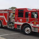 San Diego Fire Engine,161 views by dragonsnare