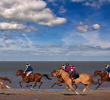 Beach Gallop by Geoff Carpenter