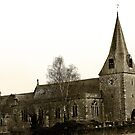 St Mary's Church, East Farleigh by Dave Godden