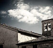 Bells of Bagno Vignoni by dgt0011