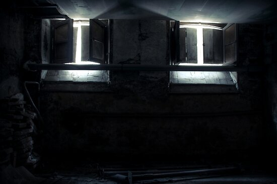Dying place - Basement #3 by Nicolas Noyes