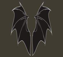 Devil Wings by Winter Lopez