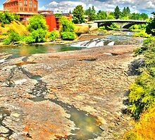 """Flour Mill - Spokane, WA"" by Whitney Mason"