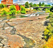 """Flour Mill - Spokane, WA"" by Whitney Mason"