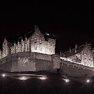 Edinburgh Castle by Don Alexander Lumsden (Echo7)