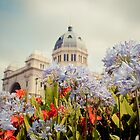 Royal Exhibition Building by Kellie Metcalf