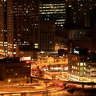 Pittsburgh at Night by elisab