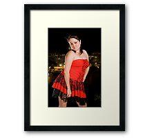 Kristy Framed Print