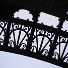 Eiffel Tower - Close Up 2 by minikin
