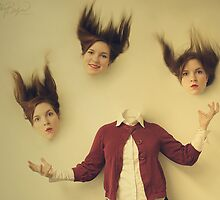 Multiple Personalities by KatBee44