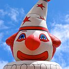 Happiness is a clown... by Ali Brown