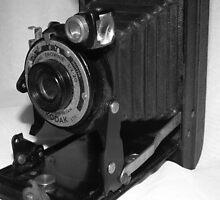 Old Brownie Camera by Blunty67