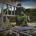 Water Feature by Andrew (ark photograhy art)