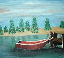 The Boat by Connie Buckman - Doveva by CoastalCarolina
