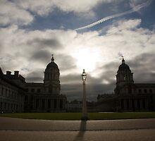 Greenwich University by Peter Martin
