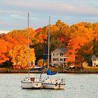 Annapolis Maryland Sunrise by James Jurena