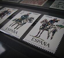 Post stamps of Spain. by rasim1