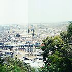 Panorama from Montmartre by Claire Elford