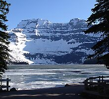 Cameron Lake, Waterton Park by Jann Ashworth
