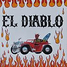 El Diablo by Lee Twigger
