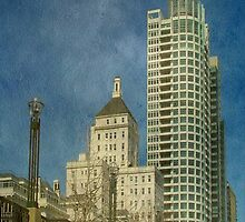 Downtown Milwaukee © by Dawn M. Becker