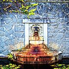 Lion's Head Fountain by James Zickmantel