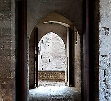 Palais des Papes, Avignon, January 2011 by Revenant
