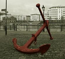 Anchors away. by Susie Hawkins