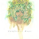 Sunflower Days by yellowbee