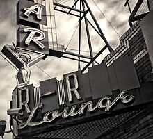 The R-R Lounge-split toned by John  De Bord Photography