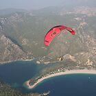 Paraglider by prestongeorge