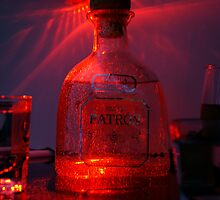 Patrón in Red by Sharon-Leigh Ricker