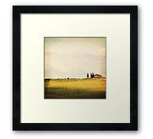 Toscana #2 Framed Print