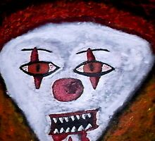 horrors that is a clown by StuartBoyd