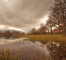 The Road To Kinlochrannoch by Stuart Blance