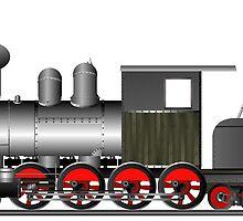 Steam engine by Richard Laschon