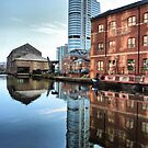 Granary Wharf by Lilian Marshall