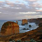 12 Apostles Dawn HDR by petejsmith