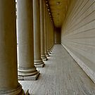 Palace of Legion of Honor by Scott Johnson