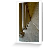 Palace of Legion of Honor Greeting Card