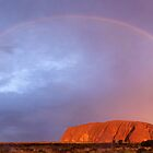 Uluru Dreaming by Scott Carr